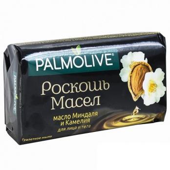 Palmolive Роскошь масел Миндаль и Камелия 90г
